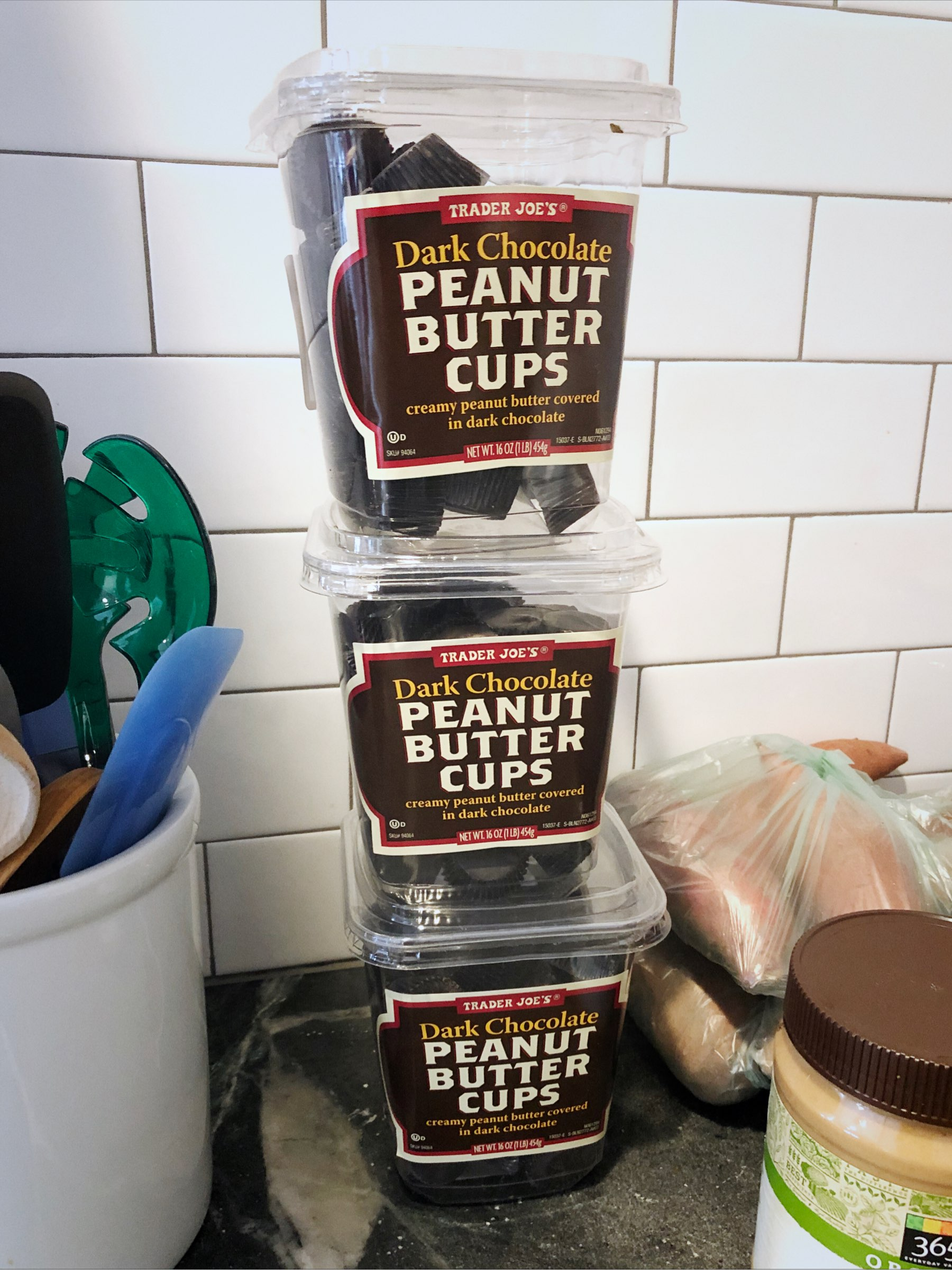 Trader Joe's Peanut Butter Cups